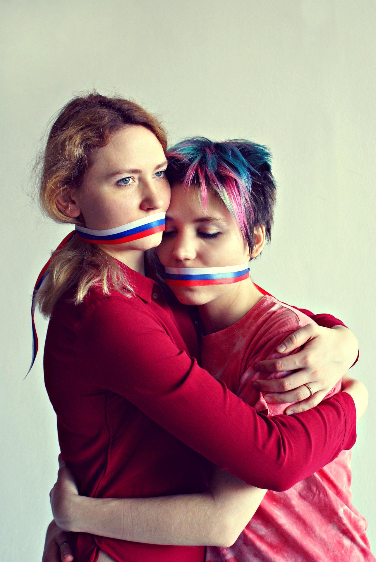 Venäjällä perustuslakimuutoksen kannattajilta aggressiivisen homofobista kampanjointia