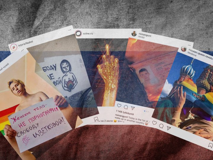 Perustuslain muutokset varjostivat Venäjän virtuaali-Prideja