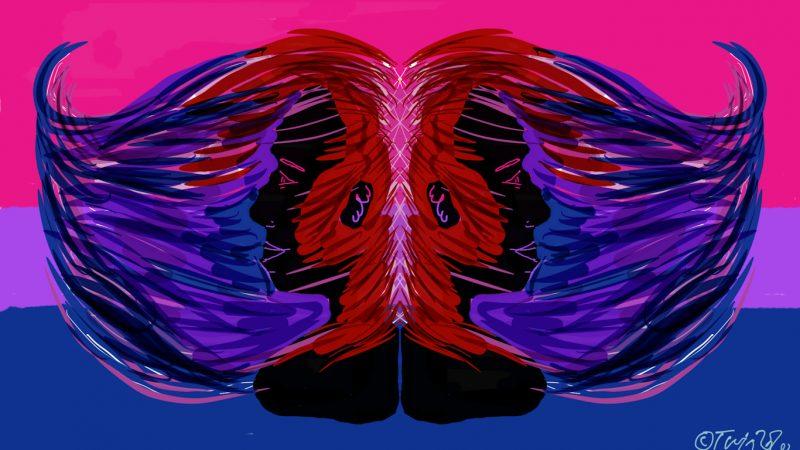 Lopetetaan binaisten demonisointi – he kuuluvat naisista pitävien naisten yhteisöön