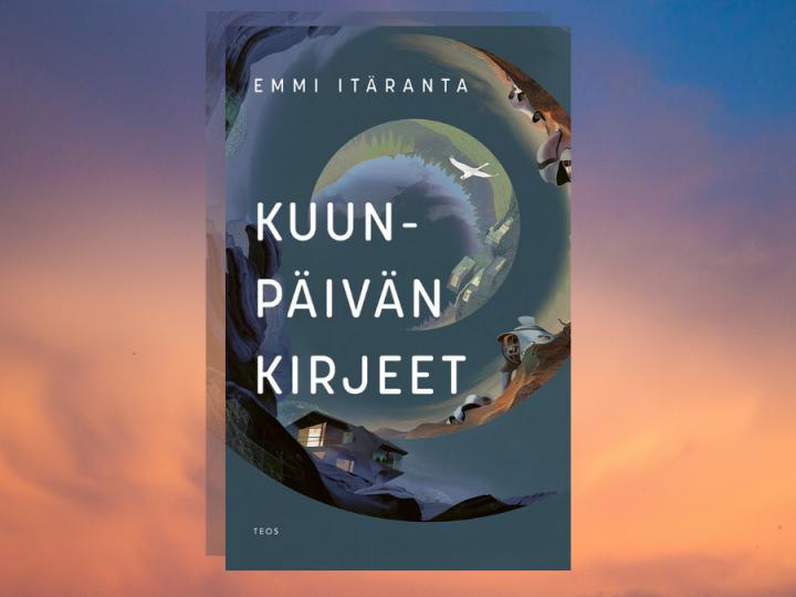 Kirja-arvostelu: Kuunpäivän kirjeissä runollinen kieli yhdistää ympäristöteemat ja tulevaisuuskuvauksen