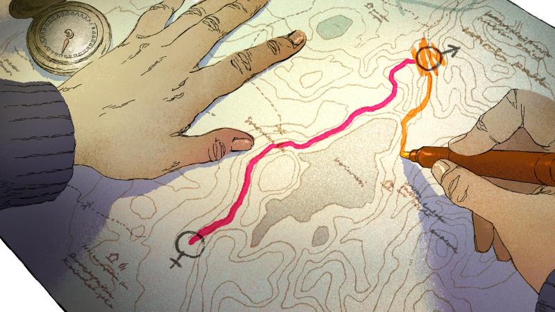 Detransitio ja transvastaisuus eivät kulje käsi kädessä, kertoo Laine